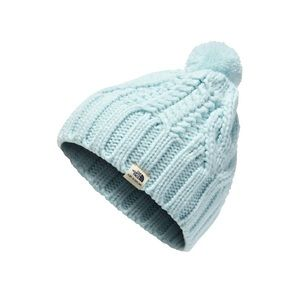 The North Face BABY CABLE MINNA BEANIE sz XS